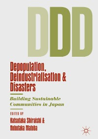 Cover Depopulation, Deindustrialisation and Disasters