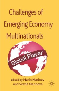 Cover Successes and Challenges of Emerging Economy Multinationals