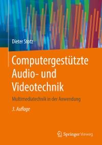 Cover Computergestützte Audio- und Videotechnik