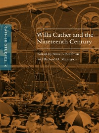 Cover Cather Studies, Volume 10