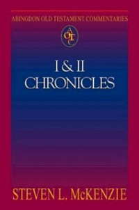 Cover Abingdon Old Testament Commentaries: I & II Chronicles