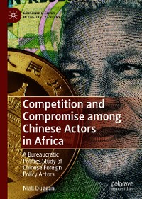 Cover Competition and Compromise among Chinese Actors in Africa