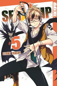 Cover Servamp - Band 05
