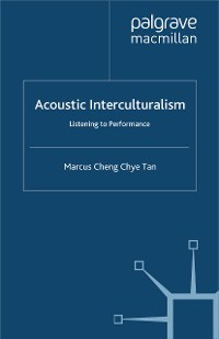 Cover Acoustic Interculturalism