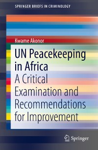Cover UN Peacekeeping in Africa