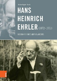 Cover Hans Heinrich Ehrler (1872–1951)
