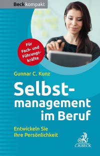 Cover Selbstmanagement im Beruf