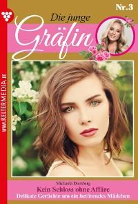 Cover Die junge Gräfin 3 – Adelsroman