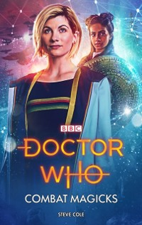 Cover Doctor Who: Combat Magicks