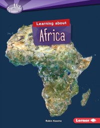 Cover Learning about Africa