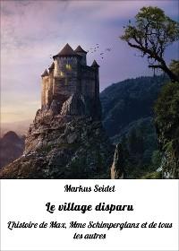 Cover Le village disparu