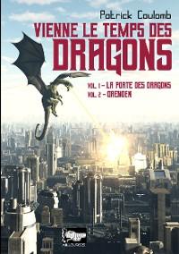 Cover Vienne le temps des dragons