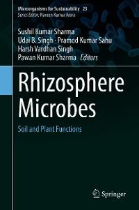 Cover Rhizosphere Microbes