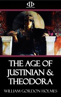 Cover The Age of Justinian & Theodora