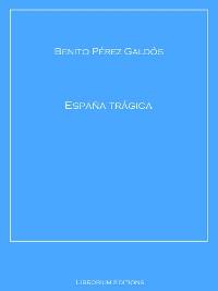 Cover España trágica