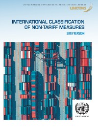 Cover International Classification of Non-Tariff Measures 2019