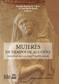 Cover Mujeres en tiempos de Augusto
