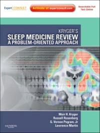 Cover Kryger's Sleep Medicine Review E-Book