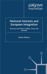 Cover National Interests and European Integration