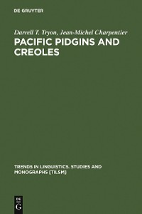 Cover Pacific Pidgins and Creoles