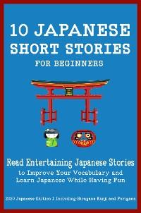 Cover 10 Japanese Short Stories for Beginners