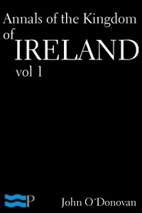 Cover Annals of the Kingdom of Ireland Volume 1