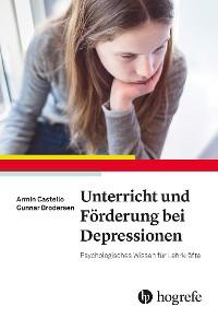Cover Unterricht und Förderung bei Depressionen