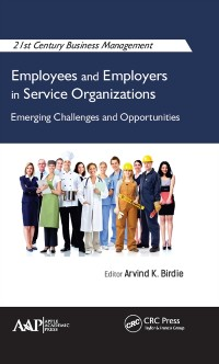 Cover Employees and Employers in Service Organizations