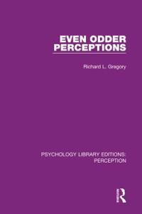 Cover Even Odder Perceptions