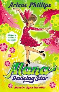 Cover Alana Dancing Star: Samba Spectacular