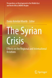 Cover The Syrian Crisis