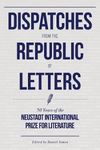 Cover Dispatches from the Republic of Letters