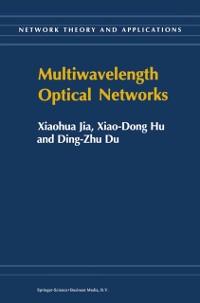 Cover Multiwavelength Optical Networks