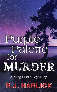 Cover Purple Palette for Murder