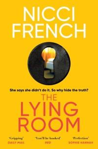 Cover Lying Room
