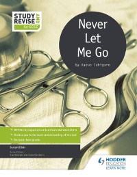 Cover Study and Revise for GCSE: Never Let Me Go