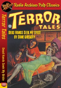 Cover Terror Tales - Dead Hands Seek My Bride