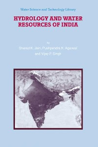Cover Hydrology and Water Resources of India