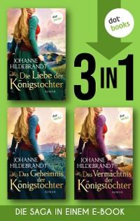 Cover Die Töchter des Donners: Die große Saga