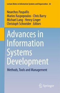 Cover Advances in Information Systems Development