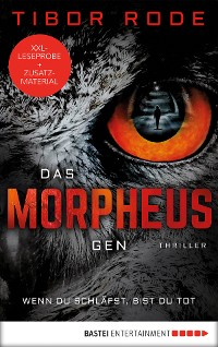 Cover XXL-Leseprobe: Das Morpheus-Gen