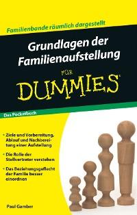 Cover Grundlagen der Familienaufstellung für Dummies Pocketbuch