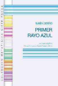Cover Primer Rayo Azul