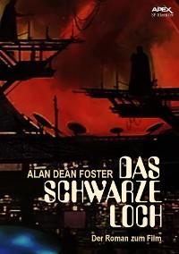 Cover DAS SCHWARZE LOCH