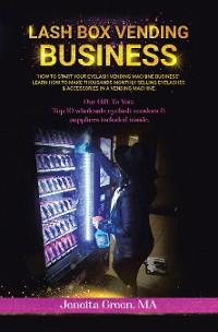 Cover Lash Box Vending Business
