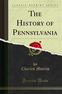 Cover The History of Pennsylvania