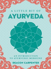 Cover A Little Bit of Ayurveda