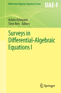 Cover Surveys in Differential-Algebraic Equations I