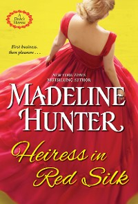 Cover Heiress in Red Silk
