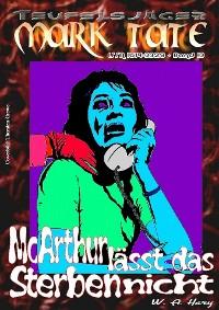 Cover TEUFELSJÄGER 013: McArthur lässt das Sterben nicht